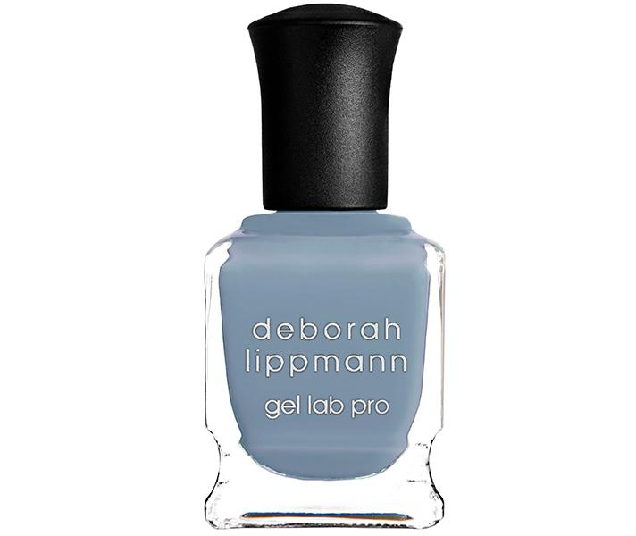 "<p><span>Deborah Lippmann Gel Lab Pro Nail Polish in Sea of Love, $20; at <a rel=""nofollow"" href=""http://www.sephora.com/gel-lab-pro-nail-polish-P404918?skuId=1923333&icid2=products%20grid%3Ap404918"" rel="""">Sephora</a></span></p> <p></p>"