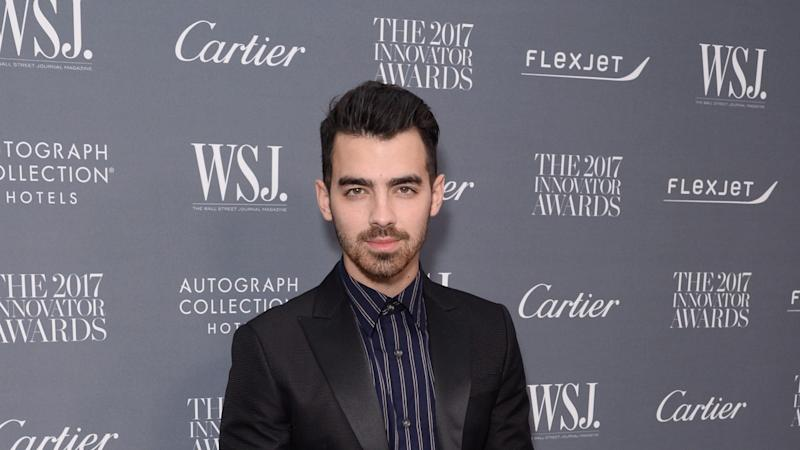 Joe Jonas Gets Four New Tattoos -- See the Ink!