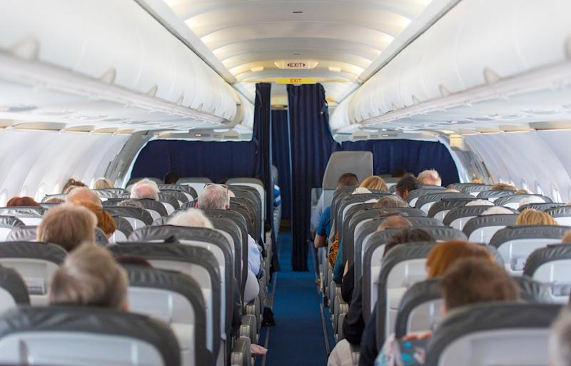 Airlines are not proactively seating passengers apart according to Which? (Getty Images/iStockphoto)