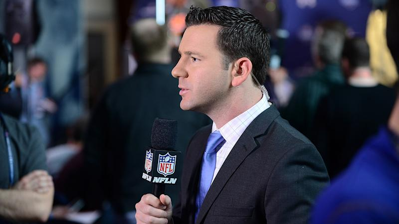 NFL Network's Ian Rapoport says Aaron Hernandez once jokingly threatened to kill him