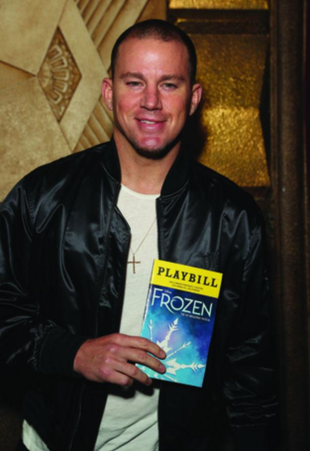 Channing Tatum | Disney Theatrical Productions