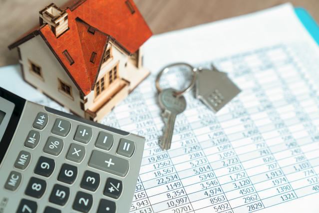 Do proper number crunching before you commit to a mortgage. Photo: Witthaya Prasongsin/Getty