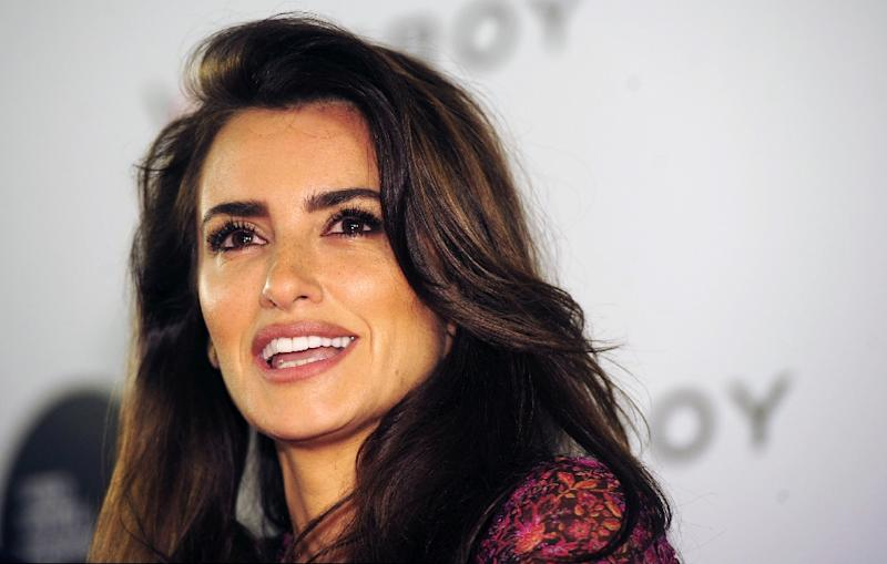 Spanish actress Penelope Cruz (pictured) will play her first major television role as Donatella Versace in FX's 'Versace: American Crime Story'