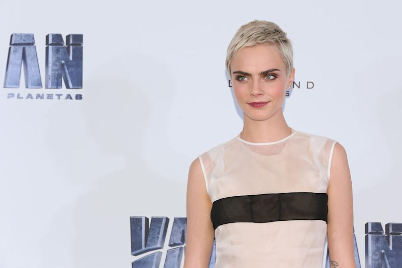 Cara Delevingne opened up about her past struggle with depression, and we're sending her all the love
