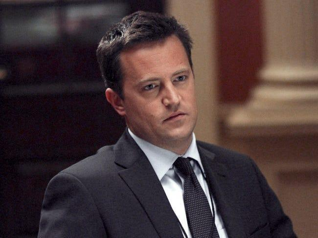 matthew perry on the west wing