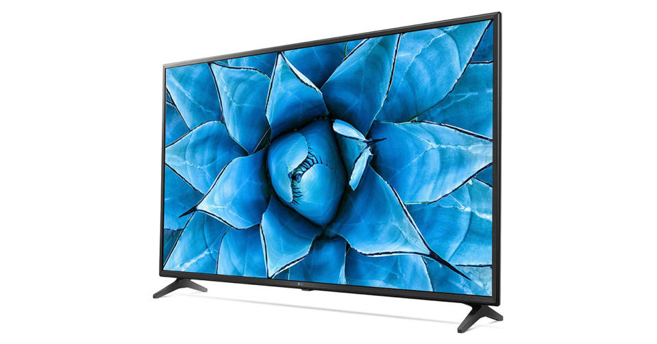 "La Smart TV LG de 60"" cuenta con 4K - Foto: Amazon.com.mx"