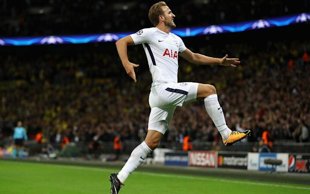 Harry Kane shows his class as Spurs banish Wembley woes
