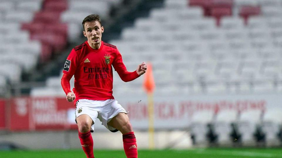 Terzino sinistro del Benfica | Quality Sport Images/Getty Images
