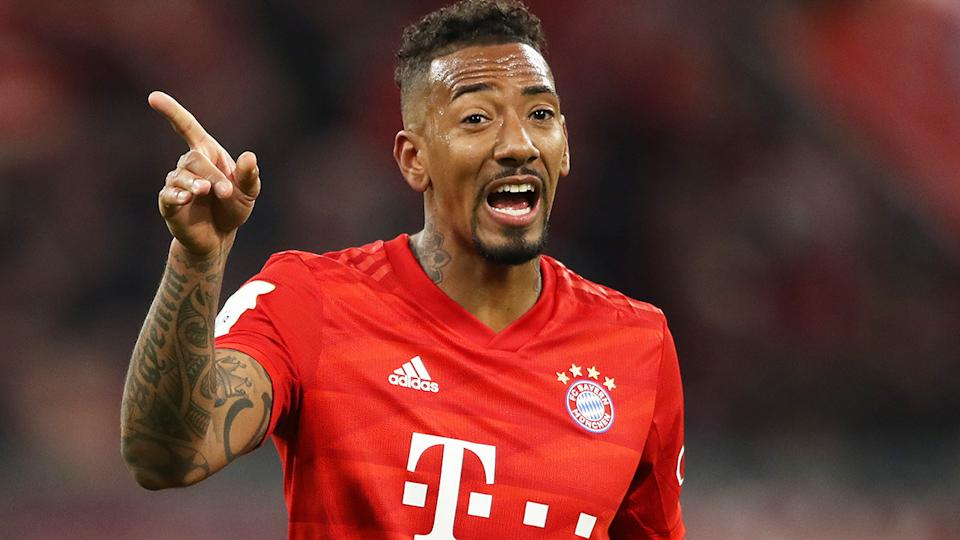 Jerome Boateng, pictured here in action for FC Bayern Munich.