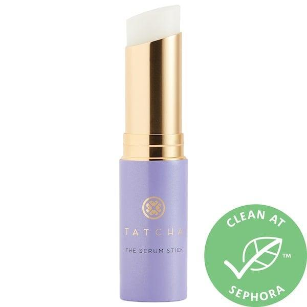 "<p><strong>Item: </strong><span>Tatcha The Serum Stick: Treatment and Touch Up Balm</span> ($48) </p> <p><strong>What our editor said:</strong> ""Straight from <a class=""link rapid-noclick-resp"" href=""https://www.popsugar.com/Meghan-Markle"" rel=""nofollow noopener"" target=""_blank"" data-ylk=""slk:Meghan Markle"">Meghan Markle</a>'s favorite brand comes this serum stick - a solid, deeply hydrating balm loaded with squalane and hyaluronic acid that'll give dry patches the royal treatment. (Even if you're not officially part of the family. Wink.)"" - KC</p> <p>If you want to read more, here is <a href=""https://www.popsugar.com/smart-living/our-editors-favorite-products-for-winter-2020-47108806"" class=""link rapid-noclick-resp"" rel=""nofollow noopener"" target=""_blank"" data-ylk=""slk:the complete review"">the complete review</a>.</p>"