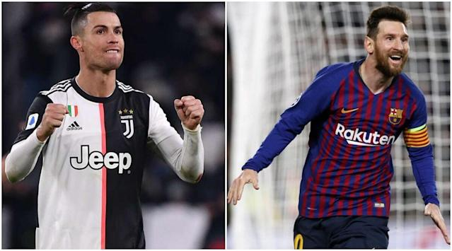 Cristiano Ronaldo Vs Lionel Messi Clash Excite Fans After Juventus And Barcelona Are Drawn In Group G Of Uefa Champions League 2020 21 Draw