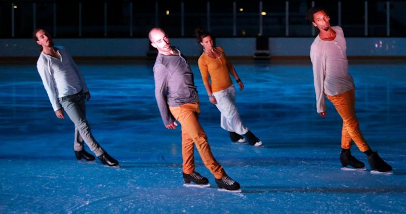 Cool moves … Le Patin Libre.