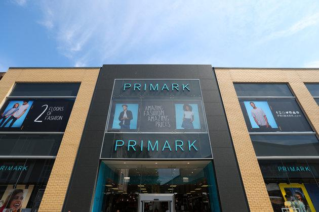 A new Primark Store in Walsall