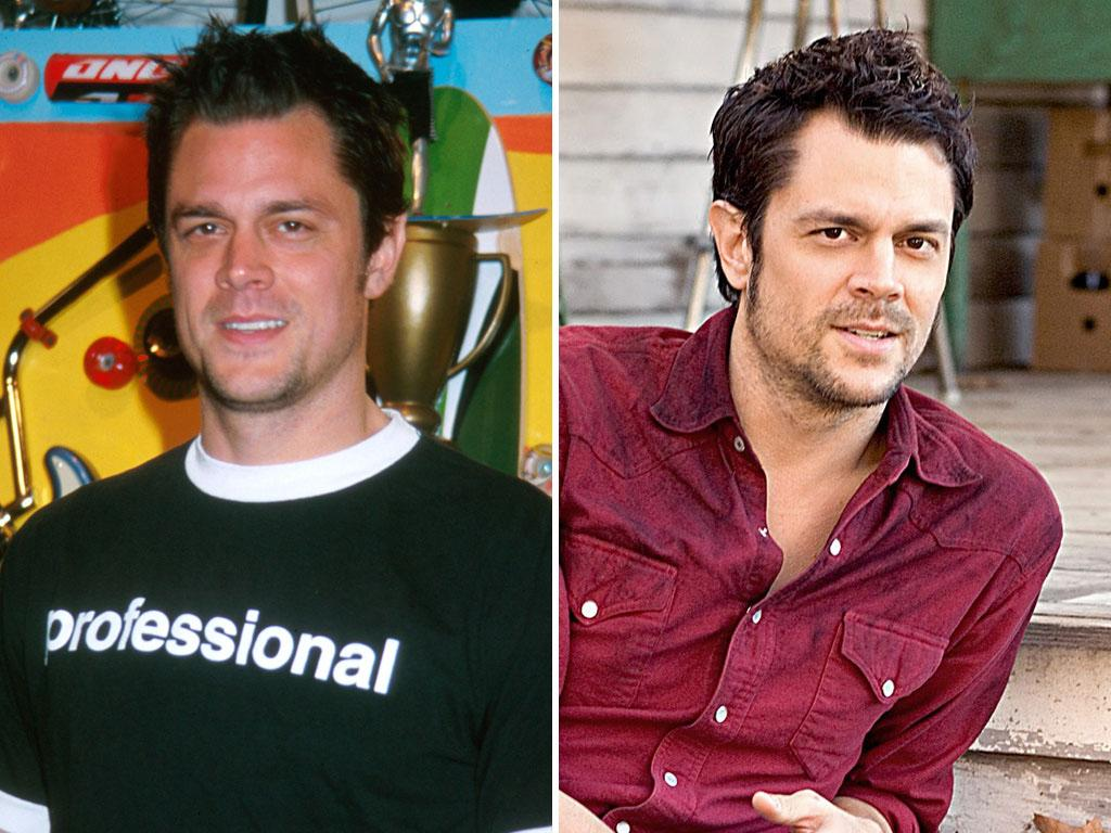 "With roles in 2005's ""The Dukes of Hazzard,"" 2002's ""Men In Black II,"" and numerous other bit parts in movies and TV, <b>Johnny Knoxville</b> proved he could do more than just crazy ""Jackass"" stunts."