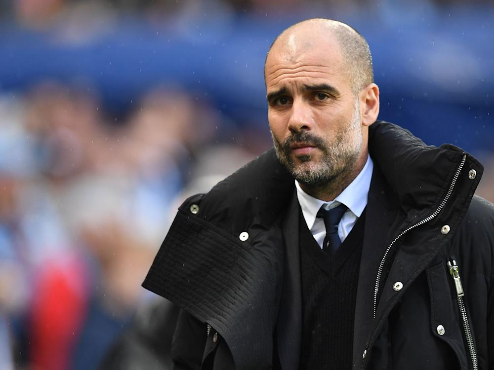 Guardiola has found the Premier League harder than expected: Getty