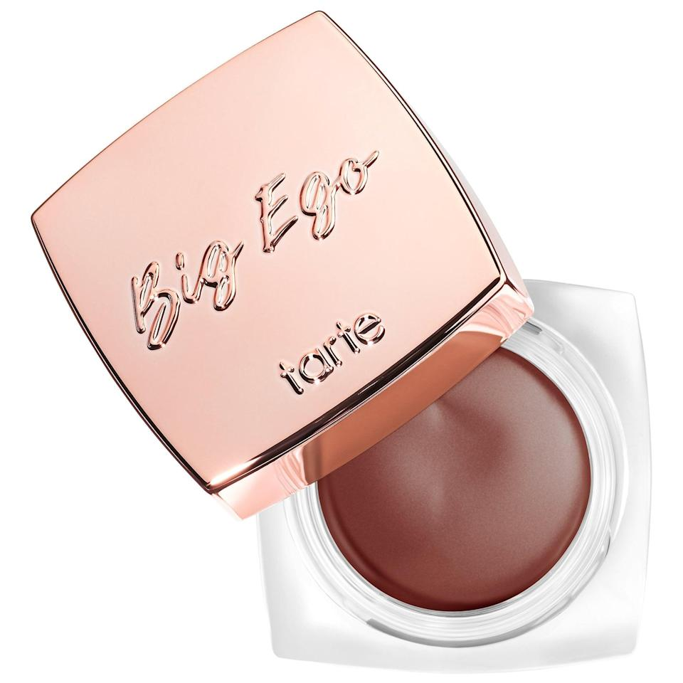 <p>Like other pomades, the top-rated <span>Tarte Frameworker Brow Pomade</span> ($17) defines and fills in brows, but this one also packs in nurturing ingredients to condition hair and skin at the same time. Of course, the standout ingredient is the brand's Amazonian clay to lock color in place, and to any reduce oil around the hair follicles that can lead to oily skin.</p>