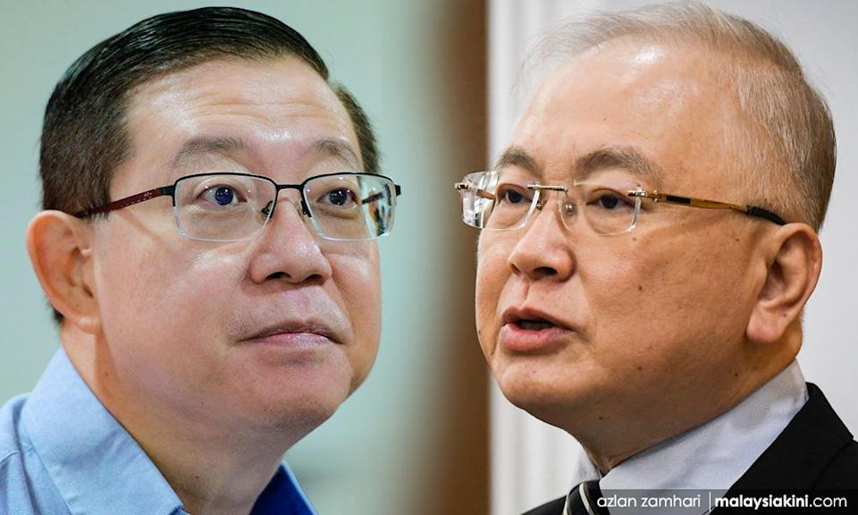 'Unholy silence!' - Guan Eng steps up war of words with Wee over Penang ferry