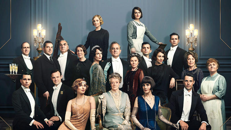 'Downton Abbey'. (Credit: Universal)