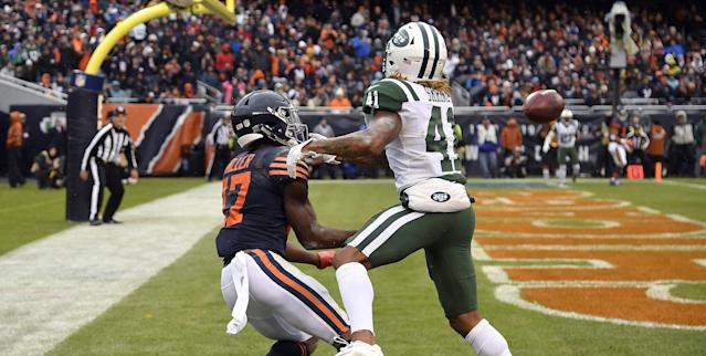 Skrine will bring a different style of nickel play to the Bears' defense.