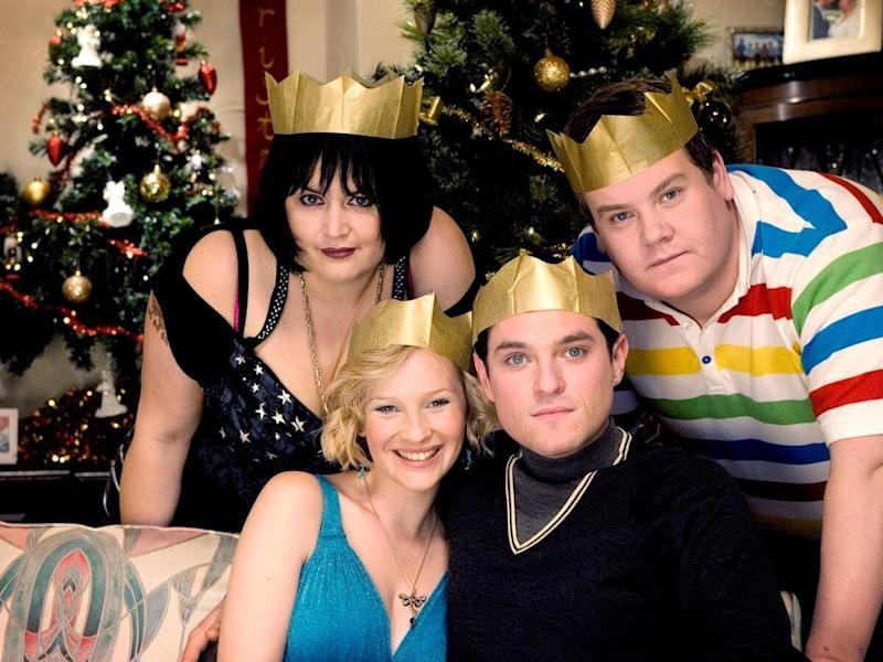 The Gavin and Stacey cast. (Photo: BBC)