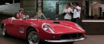 "<p>Movie magic and a limited budget are the culprits of this Ferrari imposter. A ""replicar"" built to resemble a 1961 Ferrari 250 GT California—which cost around $300,000 at the time—it is an amalgam of parts, including a steel-tube subframe, a Ford-sourced small-block V-8, and Ferrari-inspired fiberglass bodywork and emblems. As Cameron says, ""My father spent three years restoring this car. It is his life, it is his passion."" To which Ferris retorts, ""It's his fault he didn't lock the garage."" You can rest easy knowing that a real Ferrari was not ""killed"" in that infamous garage scene. </p><p>Instead of a Ferrari, you have a 1985 Modena GT Spyder California. Three replicas were made for filming, one used for most of the movie, a second for stunts and ultimately the car that rolls backward out of the glass garage, and a third for other shots. Two of them went up for auction in this century through Mecum, one in 2013 garnering $235,000, and a second this August selling for a whopping $407,000.</p><p><a class=""link rapid-noclick-resp"" href=""https://www.amazon.com/gp/video/detail/0JGH6G2T573FRDW11ZJICBP9DI/?tag=syn-yahoo-20&ascsubtag=%5Bartid%7C10054.g.27421711%5Bsrc%7Cyahoo-us"" rel=""nofollow noopener"" target=""_blank"" data-ylk=""slk:AMAZON"">AMAZON</a></p>"