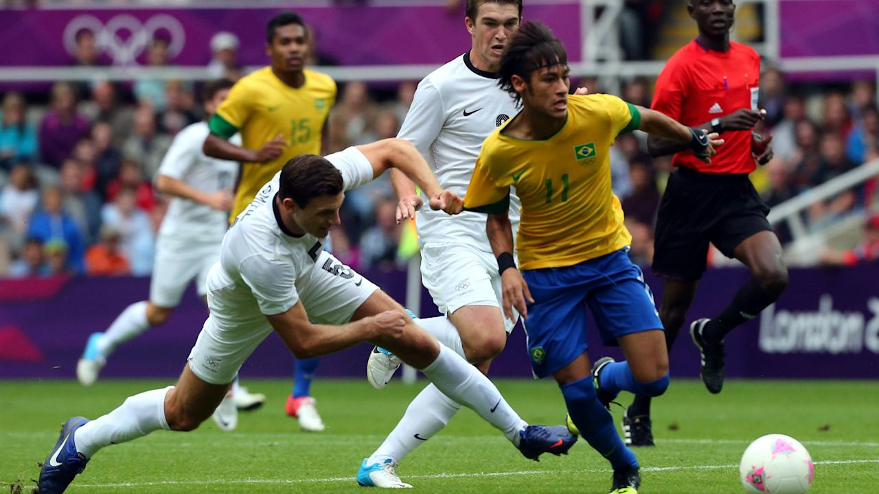 Tommy Smith endured a torrid time against Neymar at London 2012, but the New Zealand defender is relishing facing Cristiano Ronaldo.