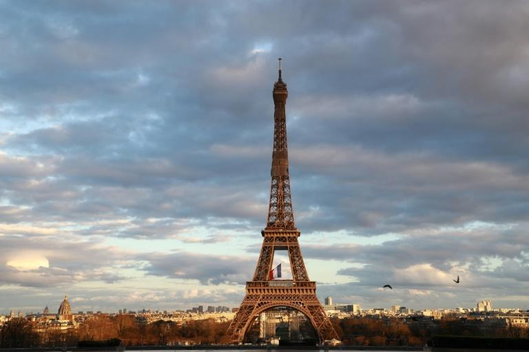 The Eiffel Tower is France's best known symbol