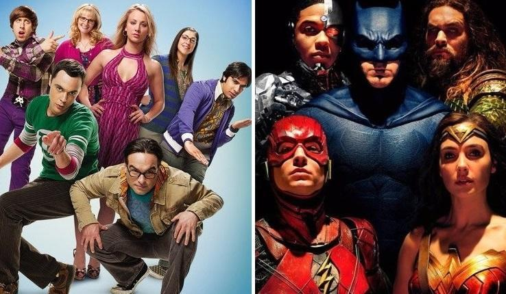 Has 'The Big Bang Theory' just leaked a major 'Justice League' spoiler? (Credit: Warner Bros)