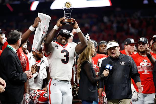 <p>There will be an interesting debate between Smith and Alabama's Rashaan Evans as the top linebacker in this draft class. Smith is more dynamic than Evans, as he's freakish sideline-to-sideline. Here's the potential hiccup – his measurements will be important, as there's questions about his true height. If he ends up being only 5-foot-11, he doesn't fit in some NFL prototypes. </p>