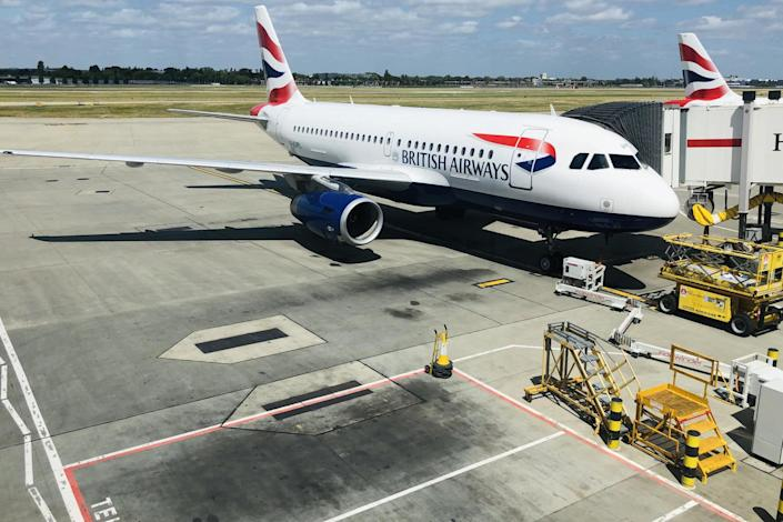 Ground stop: many of British Airways' operations have been suspended, with Gatwick short-haul services moved to Heathrow: Simon Calder