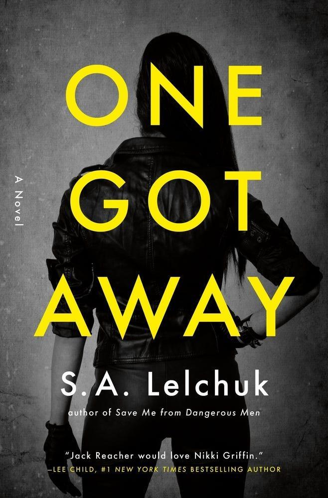 """One Got Away,"" by S.A. Lelchuk."