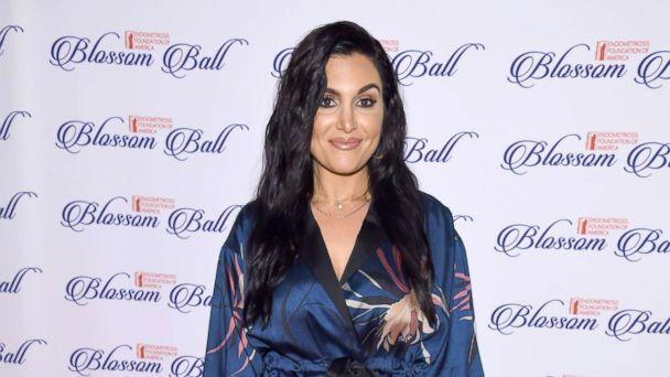 PHOTO: ESPN Host Molly Qerim attends the Endometriosis Foundation of America's 9th Annual Blossom Ball at Cipriani 42nd Street, March 19, 2018, in New York City. (Dimitrios Kambouris/Getty Images)