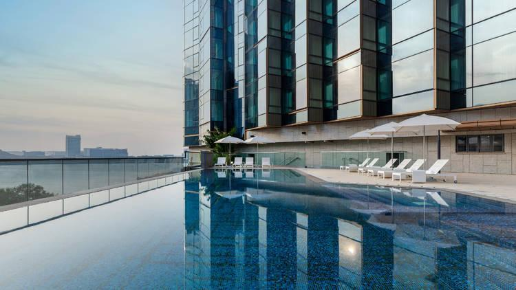 The Sheraton in Tung Chung's Runway Dreams Staycation