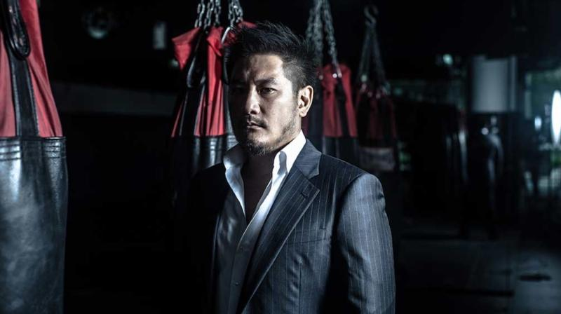 Chatri Sityodtong, founder of Evolve MMA and ONE Championship. (PHOTO: Evolve MMA)