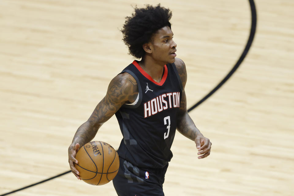 Kevin Porter Jr. of the Houston Rockets