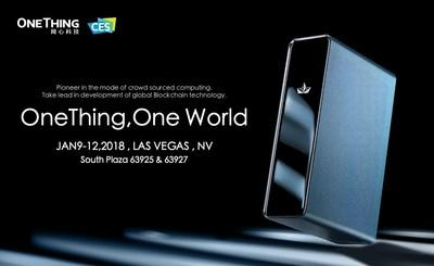 OneThing Cloud in CES