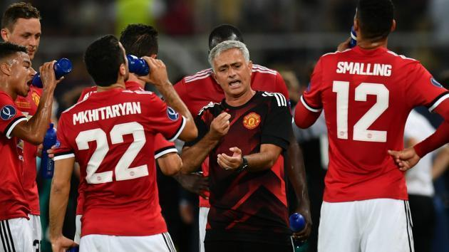 Crespo tips Man United to win Premier League