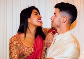 'Sounds like essay I wrote about cow in 4th standard': Twitterati troll Nick Jonas for Karva Chauth tweet
