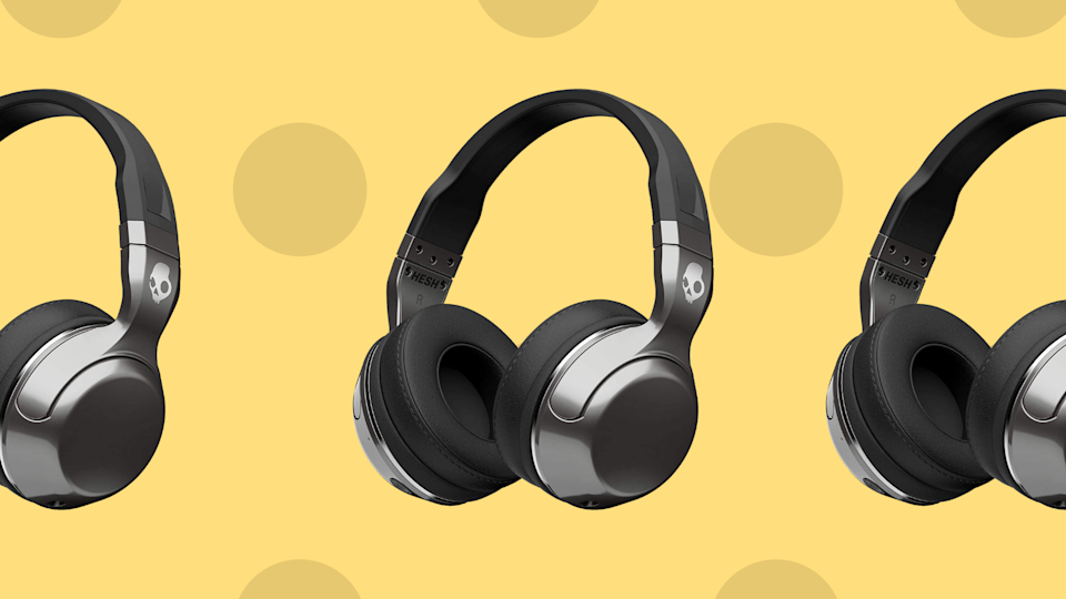 Save a whopping 62 percent on these Skullcandy Hesh 2 Wireless Over-Ear Headphones. (Photo: Skullcandy)