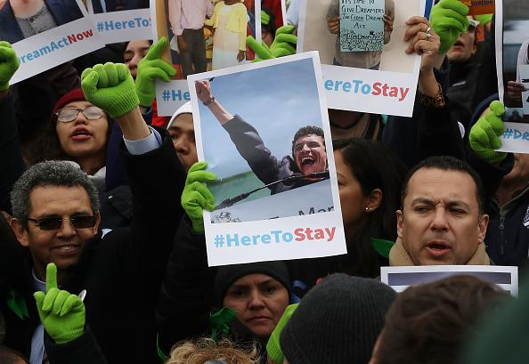 Immigration Groups Push Congress to Protect Dreamers Before the End of the Year