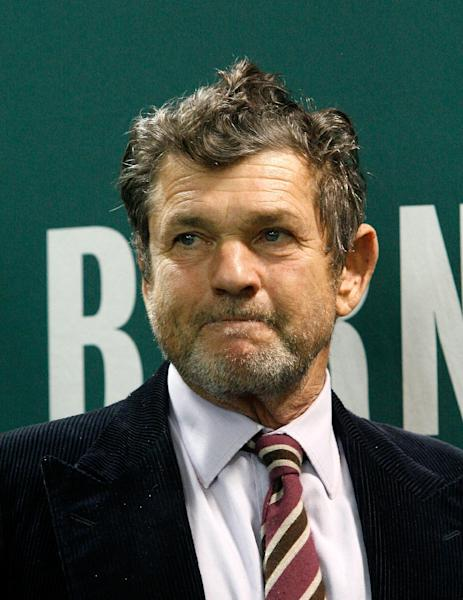"""Rolling Stone publisher Jann Wenner, seen on October 9, 2012 in New York, said he will not take disciplinary action against editors or fact-checkers who produced the controversial""""A Rape on Campus"""" story published last year, according to CNN (AFP Photo/Andy Kropa)"""