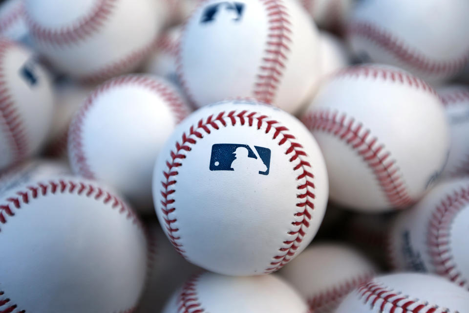 Using a combination of Statcast data and laboratory testing, the group found that balls in 2016 and 2017 had lower drag coefficients than their predecessors. (AP)