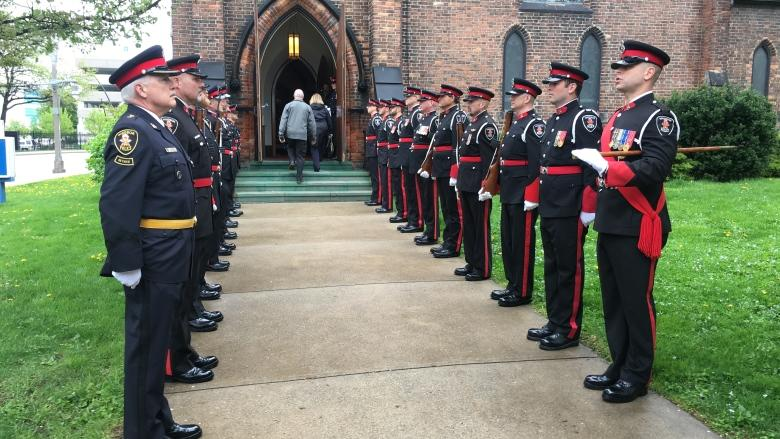 Windsor police remember those who have served
