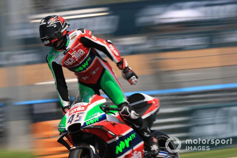"2018: Scott Redding (Aprilia RS-GP)<span class=""copyright"">Gold and Goose / Motorsport Images</span>"