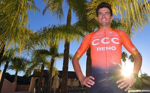 <span>Greg Van Avermaet, the 2016 Olympic road race champion, failed to win a WorldTour race in 2018</span> <span>Credit: Getty Images </span>