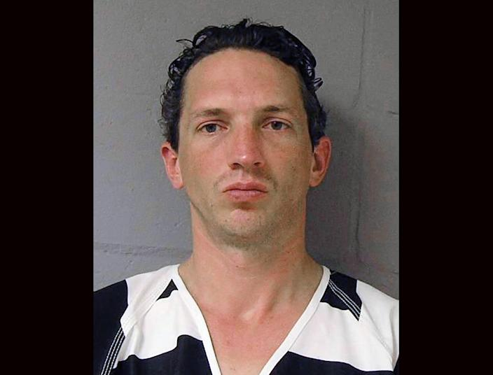 FILE - This undated file photo provided by the FBI shows Israel Keyes. Israel Keyes showed no remorse as he detailed how he'd abducted and killed an 18-year-old woman, then demanded ransom, pretending she was alive. Keyes showed no remorse as he detailed how he'd abducted and the killed 18-year-old barista Samantha Koenig, then demanded ransom, pretending she was alive. His confession cracked the case, but prosecutors questioning him soon realized there was more, he has killed before. Before divulging more details, Keyes committed suicide in his cell. (AP Photo/FBI, File)