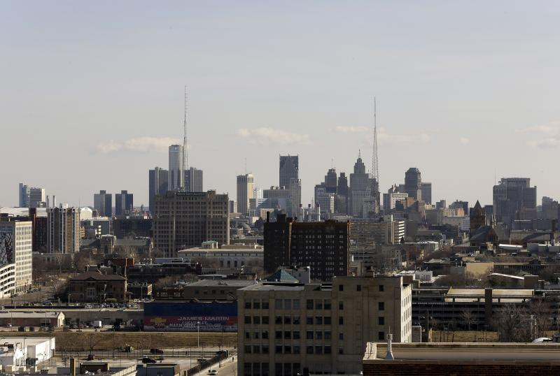 Relevance of Detroit officials in manager's hands