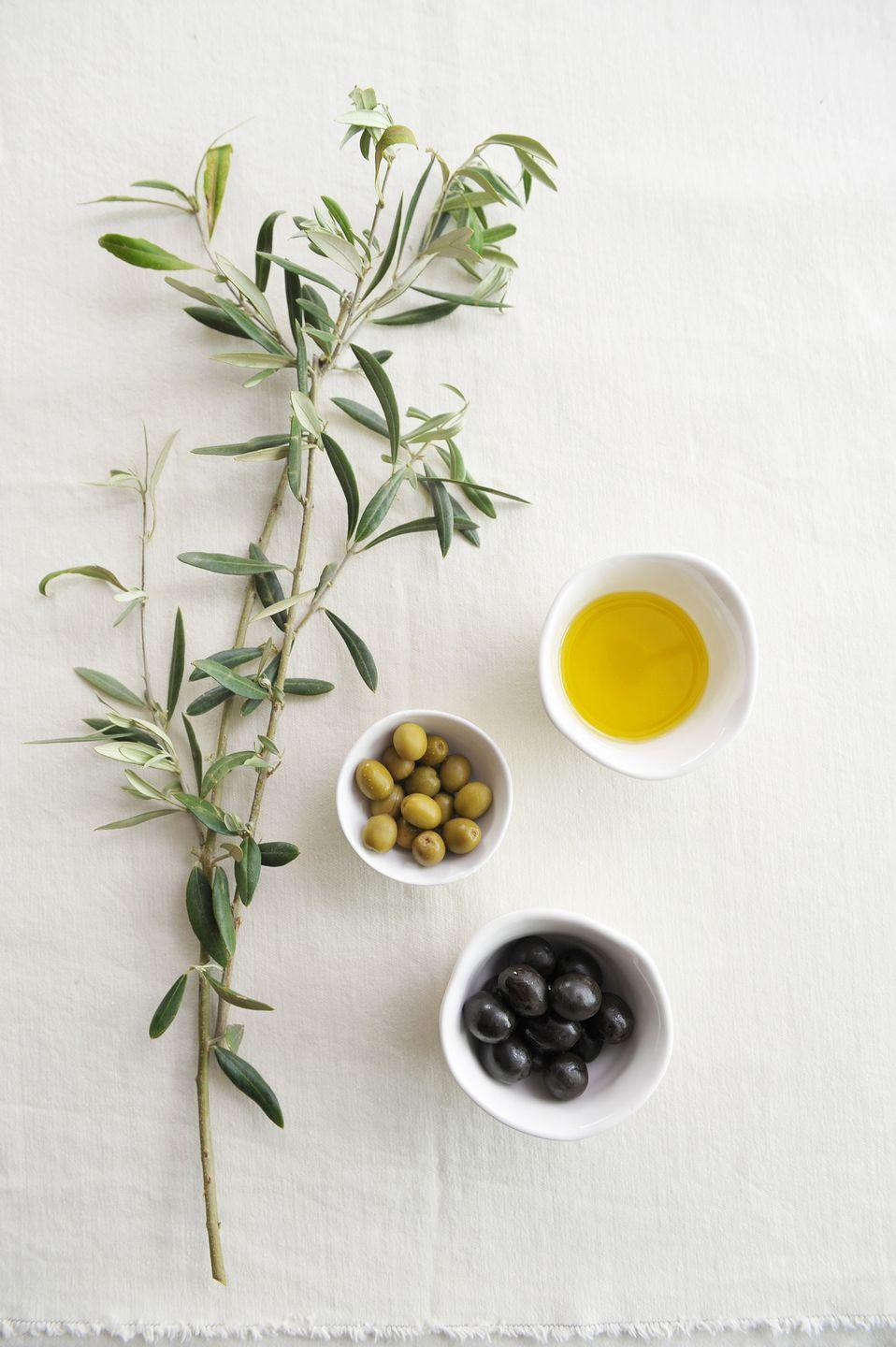 <p>Adopting the Mediterranean diet – which features olives, as well as nuts, vegetables, and fish – may be the most protective dietary move you can make, finds research. </p>