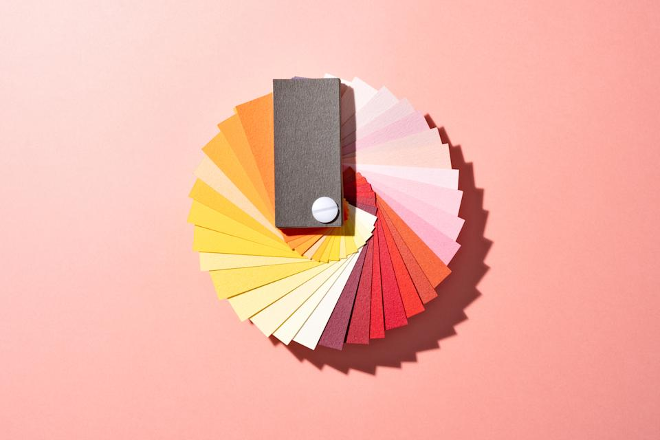 Pantone have released a new colour inspired by periods. (Getty Images)