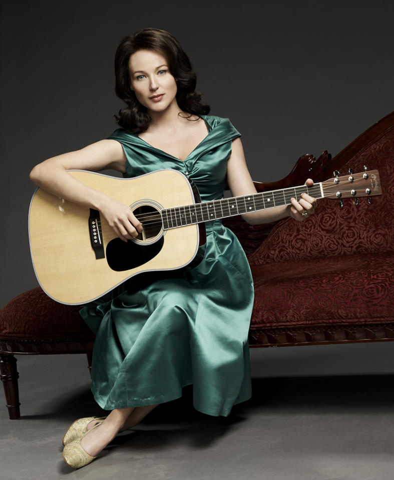 "Jewel stars as ""June Carter Cash"" in the all-new Lifetime Original Movie, ""Ring Of Fire,"" premiering Monday, May 27 at 8pm ET/PT on Lifetime."